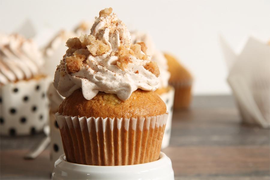 Kuerbis Cupcake