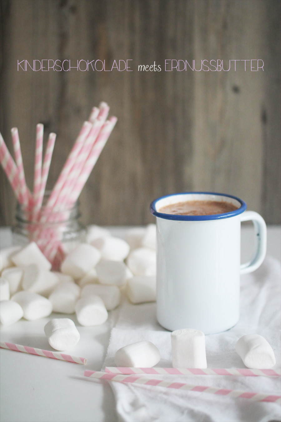 Kinderschokolade-Kakao