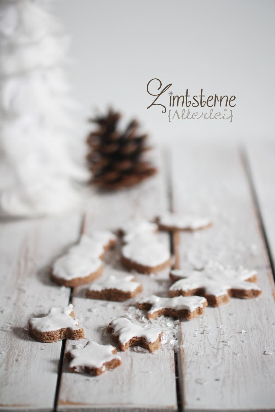 Zimtsterne-Weihnachten
