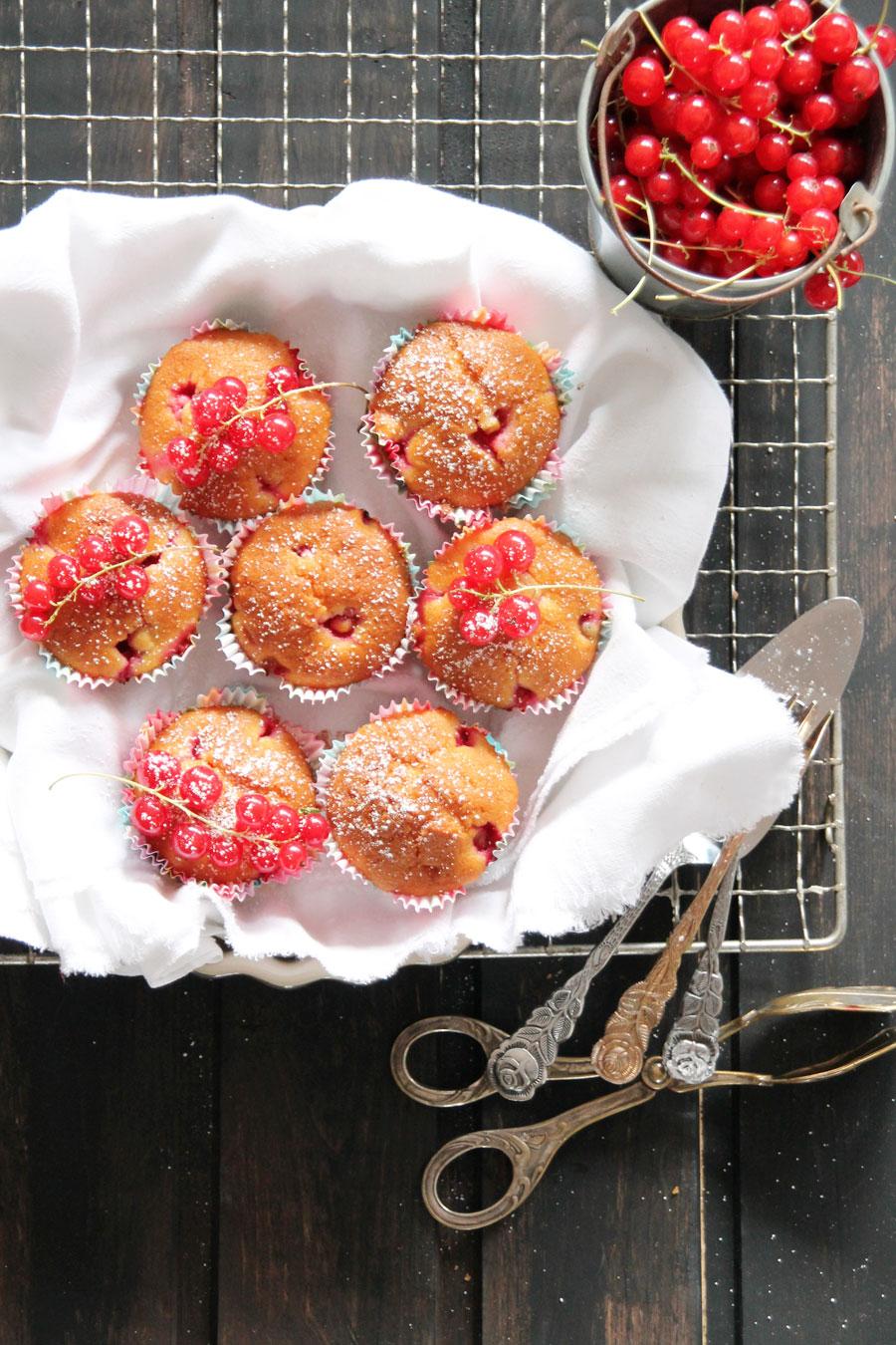 Muffins Beeren