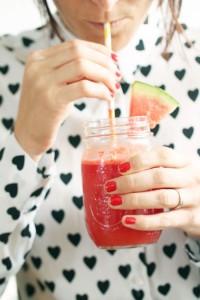 Wassermelonen Limo