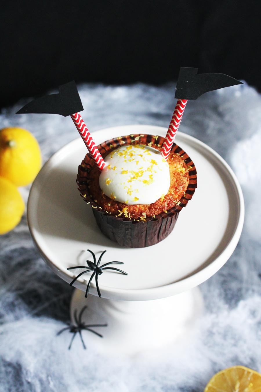 Halloween Hexen Cupcakes