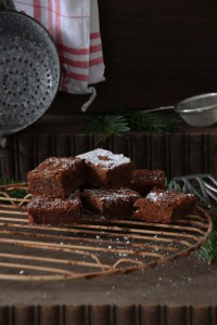 Weihnahchtsbrownies
