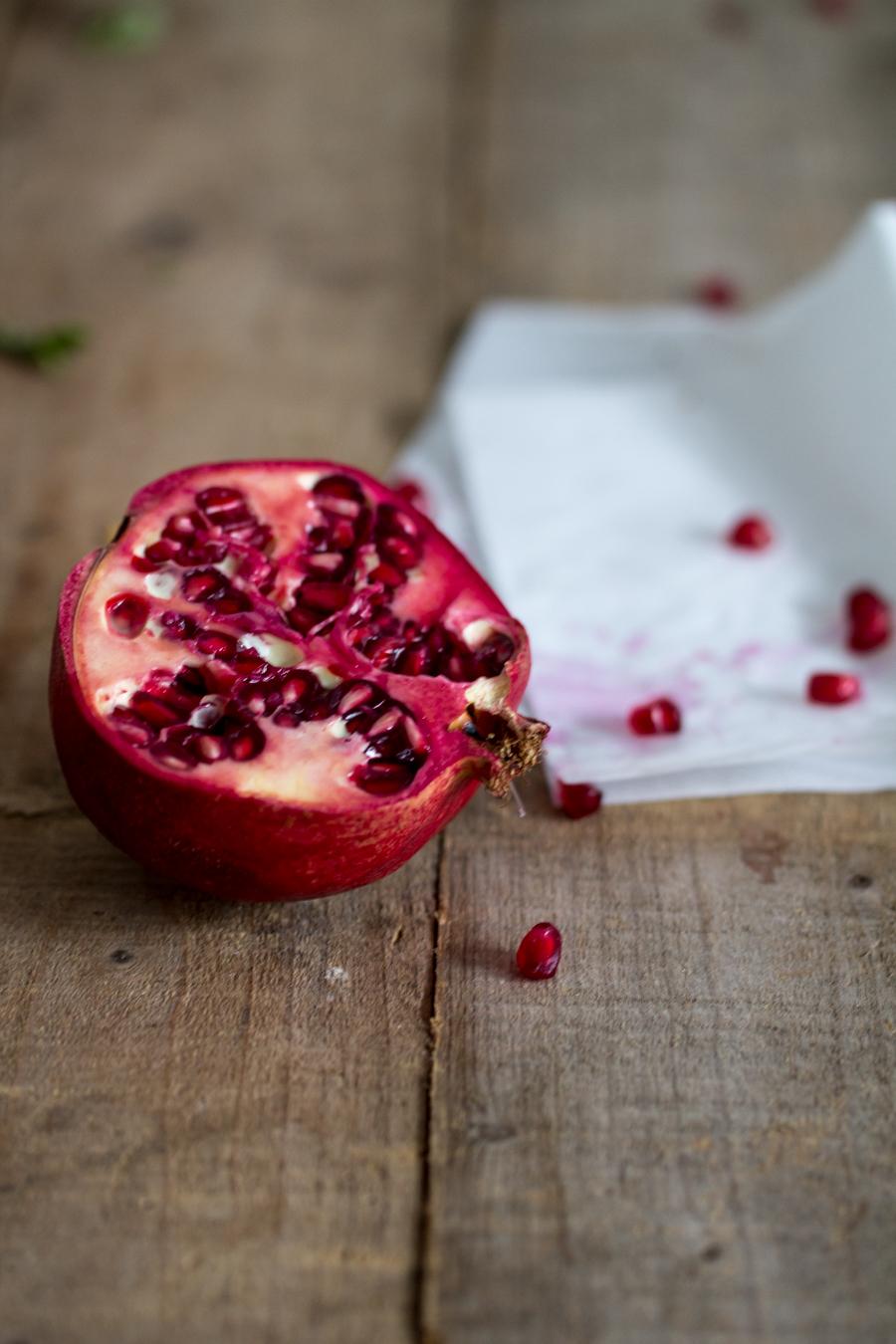 granatapfel-smoothie