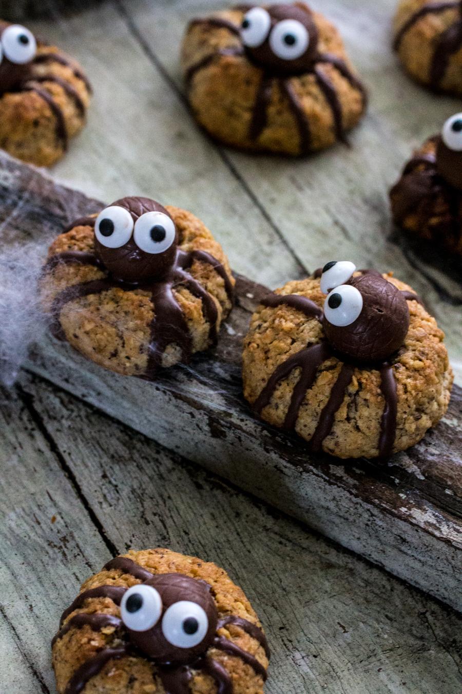 Spinnencookies