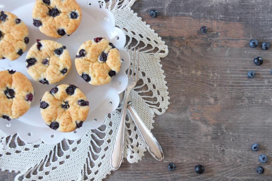 Blaubeeren-Muffins