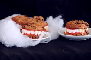 Monster-Mund