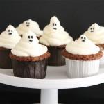 Gespenster Cupcakes