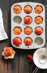 Johannisbeer Muffins