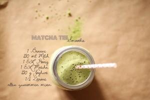 Matcha Smoothie