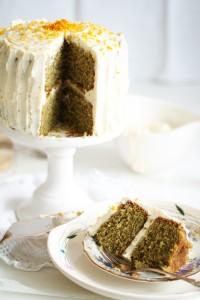 Matcha Tea Cake 15 cm