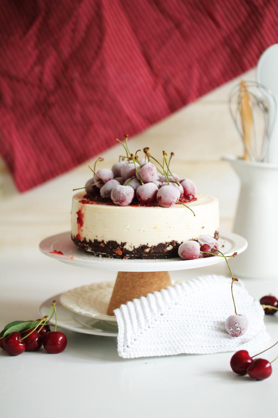 non baked cheesecake